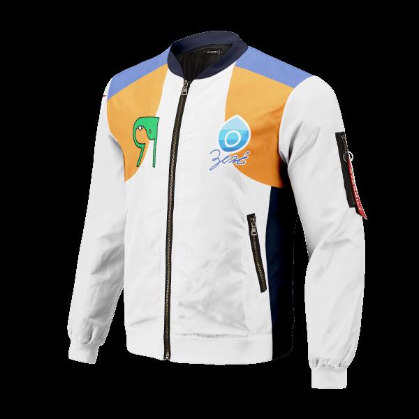 personalized pokemon water uniform bomber jacket 938699 - Anime Jacket