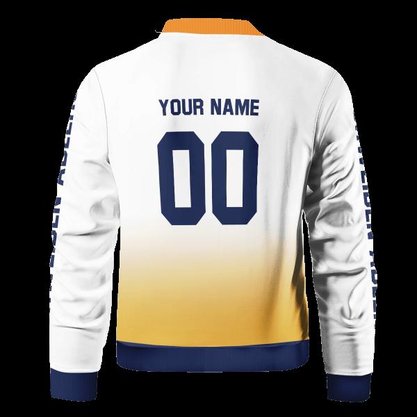 personalized schweiden adlers bomber jacket 952674 - Anime Jacket