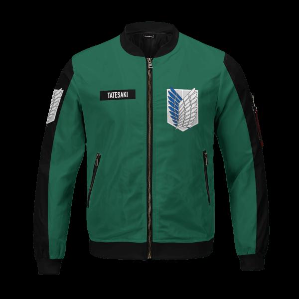 personalized scouting legion bomber jacket 295275 - Anime Jacket