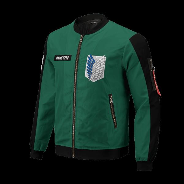 personalized scouting legion bomber jacket 545586 - Anime Jacket
