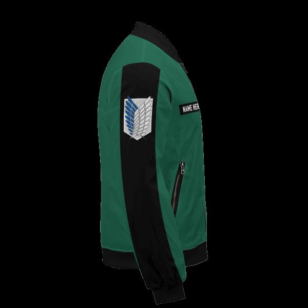 personalized scouting legion bomber jacket 638782 - Anime Jacket