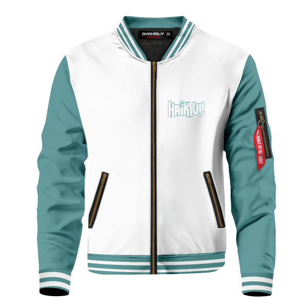 personalized seijoh rule the court bomber jacket 232127 - Anime Jacket