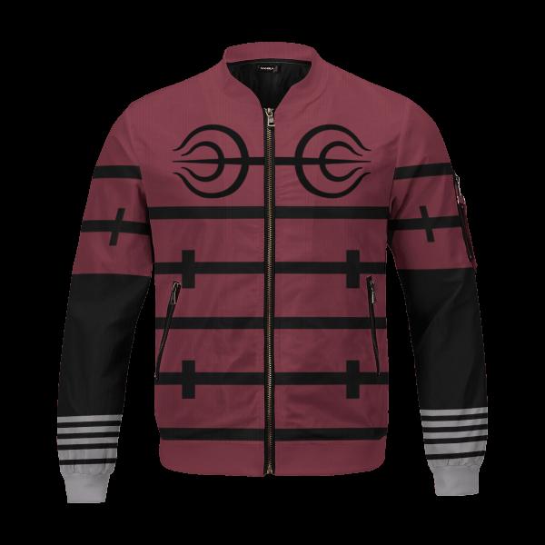 personalized senju clan bomber jacket 205321 - Anime Jacket