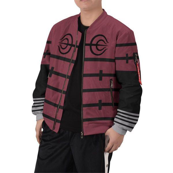 personalized senju clan bomber jacket 449434 - Anime Jacket