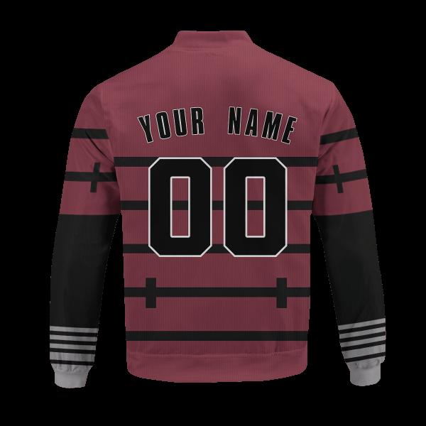 personalized senju clan bomber jacket 631038 - Anime Jacket