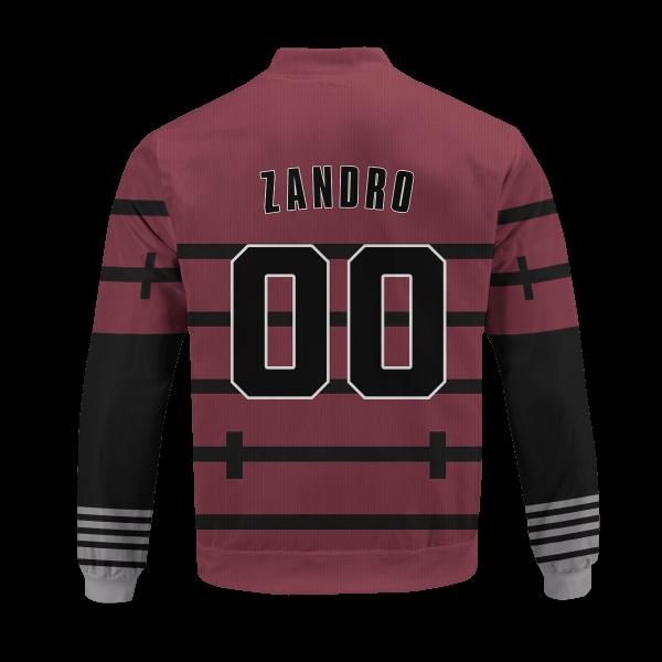 personalized senju clan bomber jacket 792003 - Anime Jacket