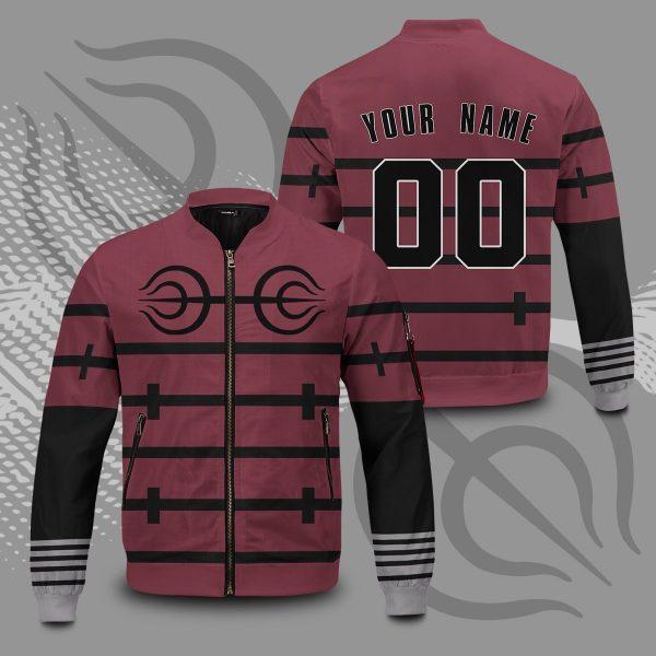 personalized senju clan bomber jacket 792706 - Anime Jacket