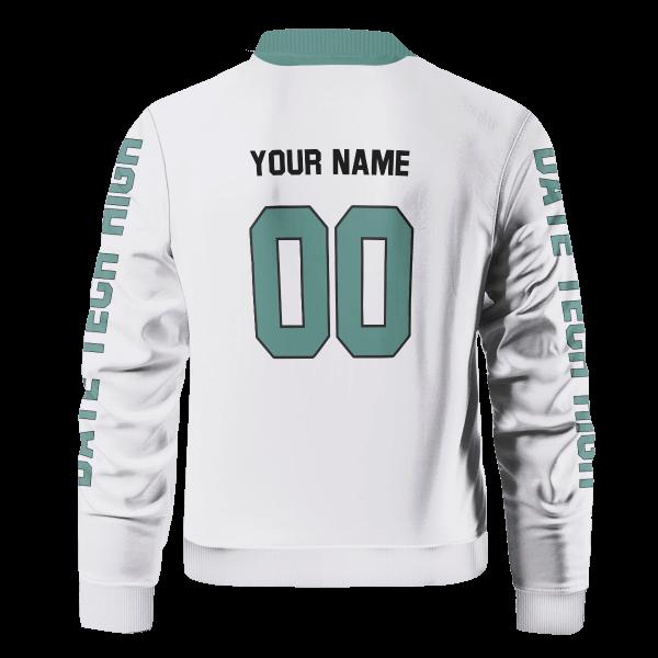 personalized team datekou bomber jacket 341348 - Anime Jacket