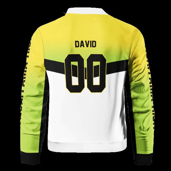 personalized team itachiyama bomber jacket 355853 - Anime Jacket