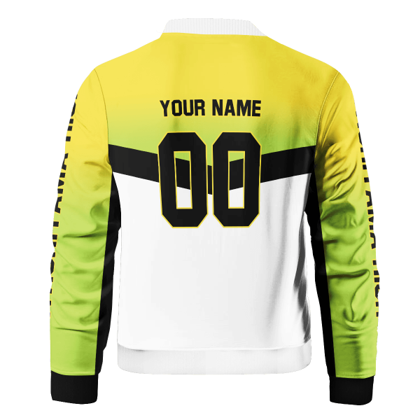 personalized team itachiyama bomber jacket 768845 - Anime Jacket