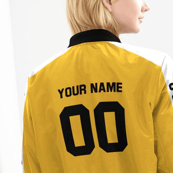 personalized team johzenji bomber jacket 218046 - Anime Jacket