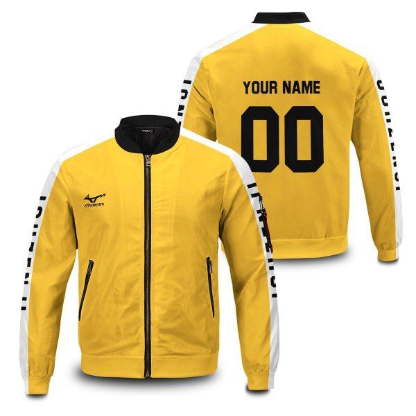 personalized team johzenji bomber jacket 423504 - Anime Jacket