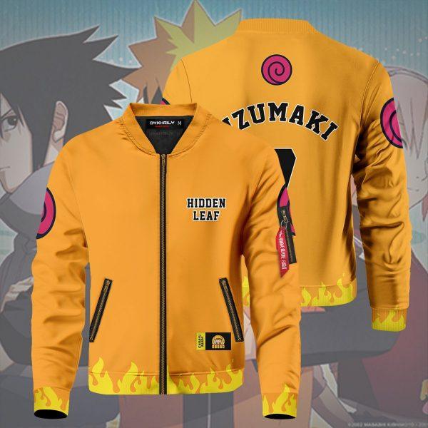 personalized three man squad bomber jacket 438226 - Anime Jacket
