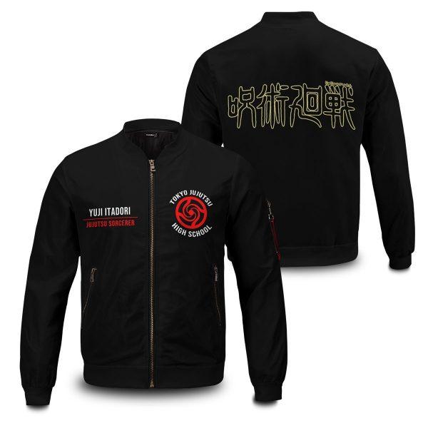 personalized tokyo jujutsu high bomber jacket 224652 - Anime Jacket