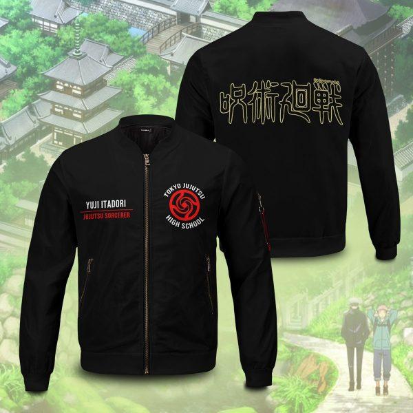 personalized tokyo jujutsu high bomber jacket 541813 - Anime Jacket