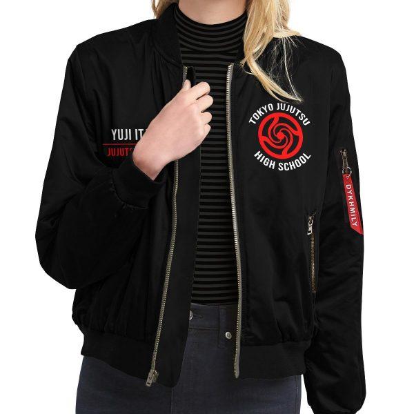 personalized tokyo jujutsu high bomber jacket 726424 - Anime Jacket