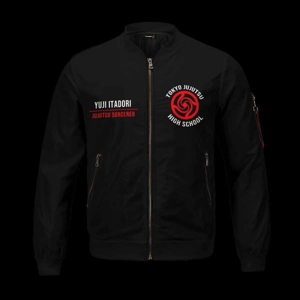personalized tokyo jujutsu high bomber jacket 759970 - Anime Jacket