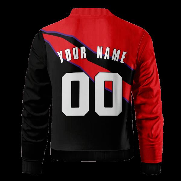personalized toronto rex bomber jacket 830463 - Anime Jacket