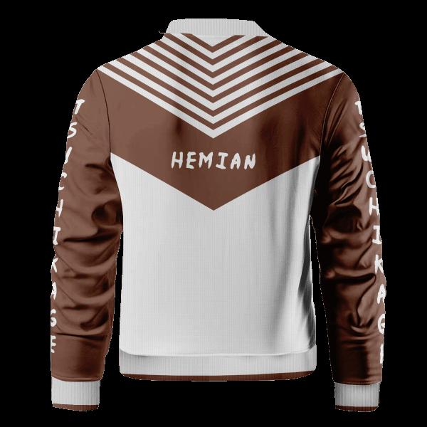 personalized tsuchikage bomber jacket 543941 - Anime Jacket