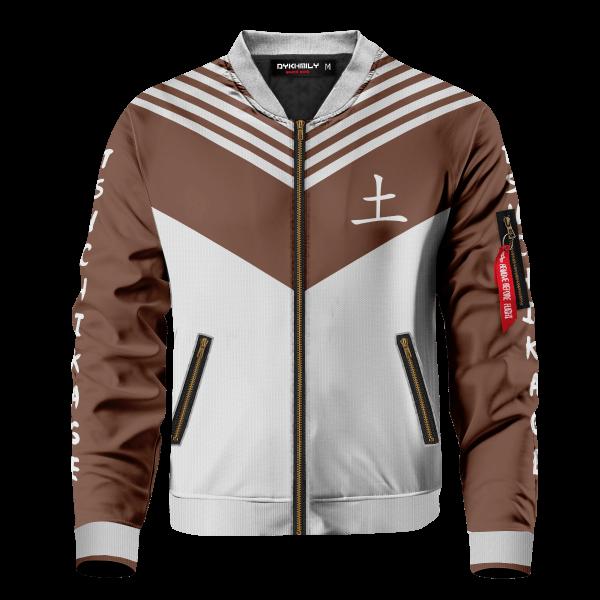 personalized tsuchikage bomber jacket 849077 - Anime Jacket