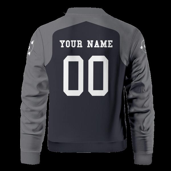personalized uchiha fire bomber jacket 498790 - Anime Jacket