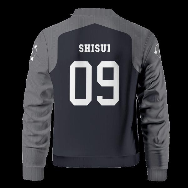 personalized uchiha fire bomber jacket 957261 - Anime Jacket