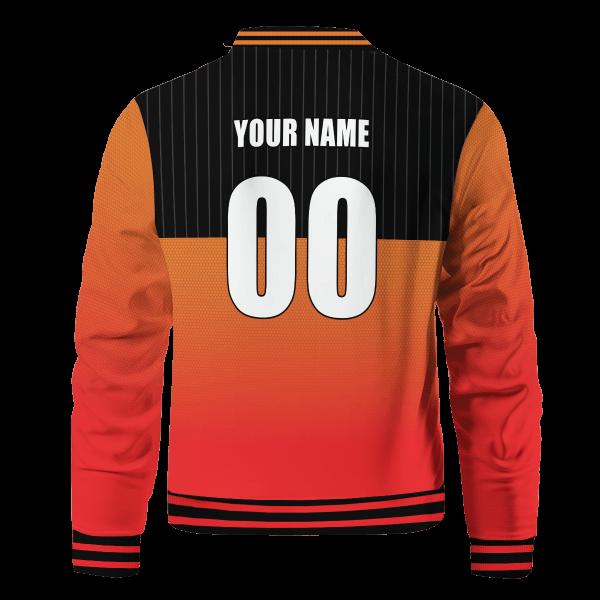 personalized uzumaki clan bomber jacket 263248 - Anime Jacket