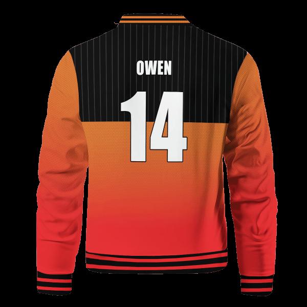 personalized uzumaki clan bomber jacket 782278 - Anime Jacket