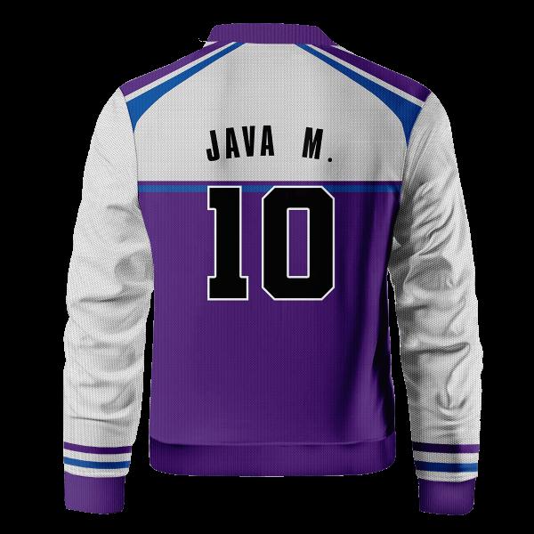 personalized yamanaka clan bomber jacket 647246 - Anime Jacket