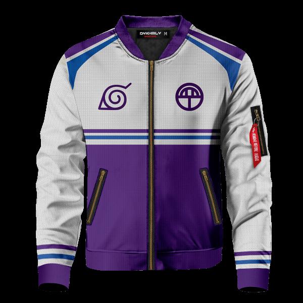 personalized yamanaka clan bomber jacket 990816 - Anime Jacket