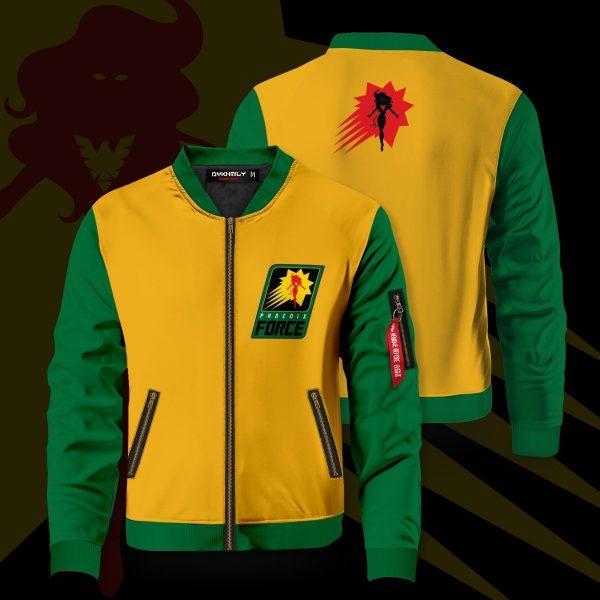 phoenix force bomber jacket 982832 - Anime Jacket