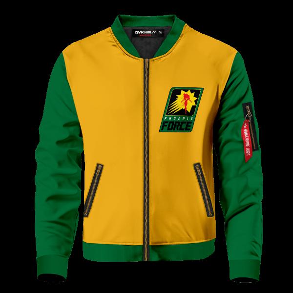 phoenix force bomber jacket 983194 - Anime Jacket