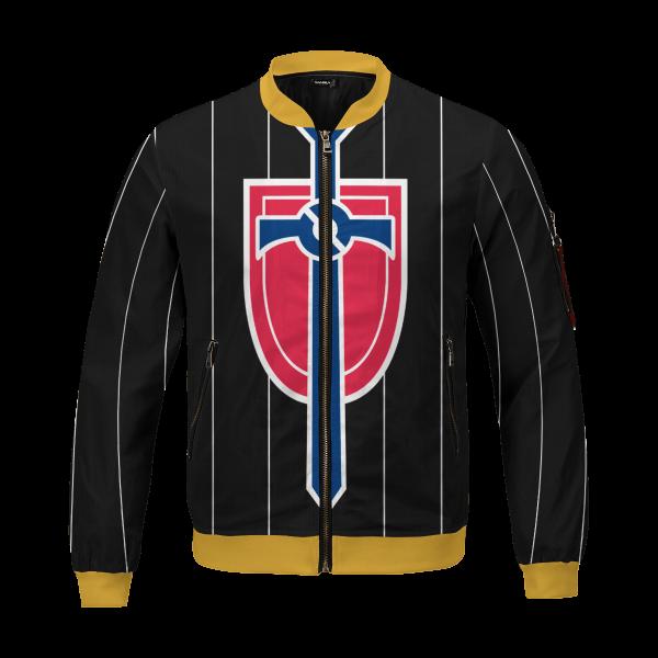 pokemon champion uniform bomber jacket 193543 - Anime Jacket