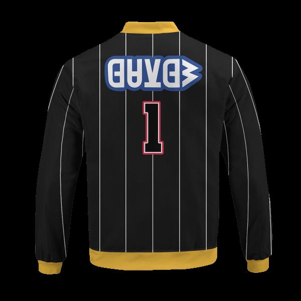pokemon champion uniform bomber jacket 854274 - Anime Jacket