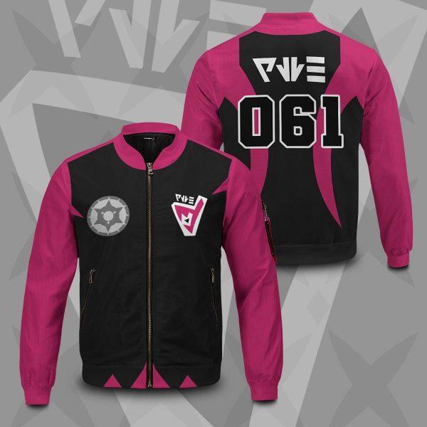 pokemon dark uniform bomber jacket 149563 - Anime Jacket