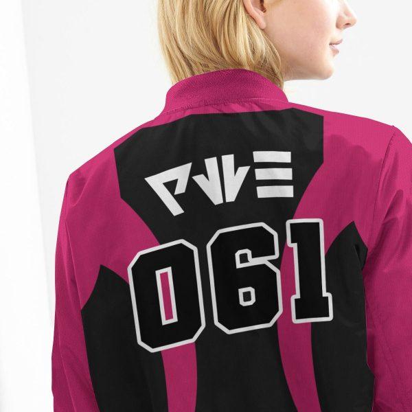 pokemon dark uniform bomber jacket 149867 - Anime Jacket