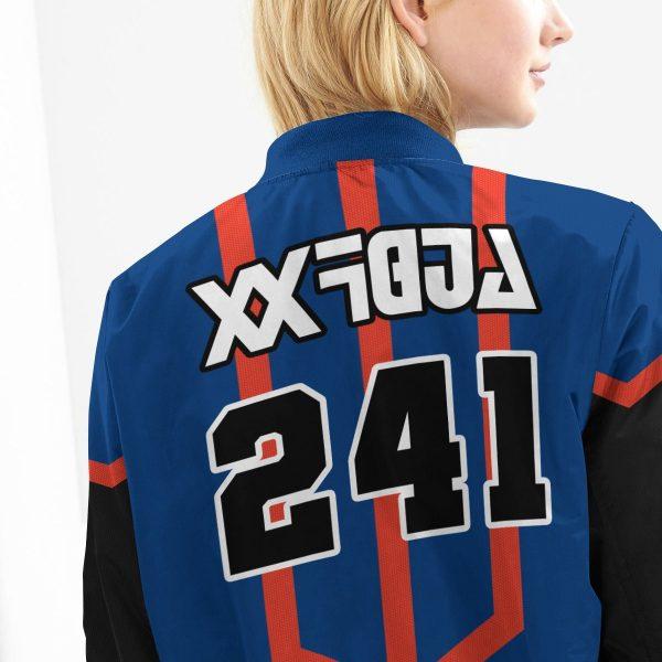 pokemon dragon uniform bomber jacket 128319 - Anime Jacket