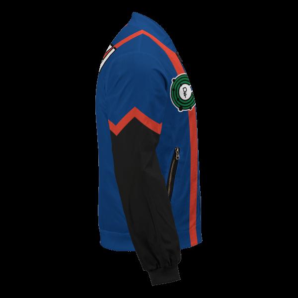 pokemon dragon uniform bomber jacket 203211 - Anime Jacket