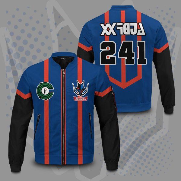 pokemon dragon uniform bomber jacket 314960 - Anime Jacket