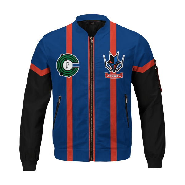 pokemon dragon uniform bomber jacket 434181 - Anime Jacket