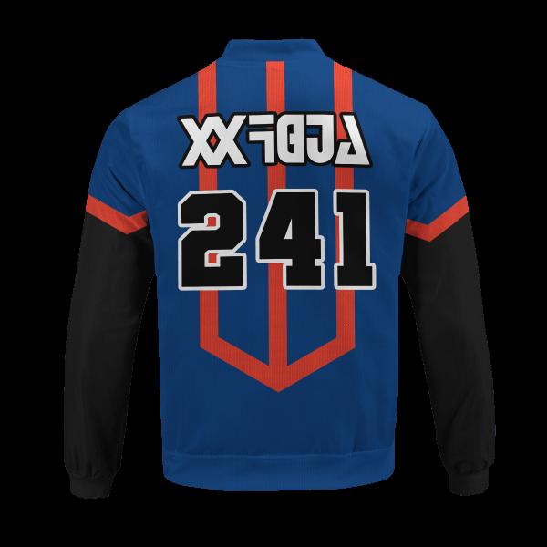 pokemon dragon uniform bomber jacket 464782 - Anime Jacket