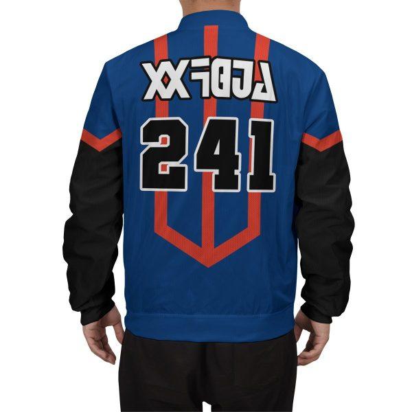 pokemon dragon uniform bomber jacket 860785 - Anime Jacket