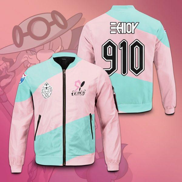pokemon fairy uniform bomber jacket 761566 - Anime Jacket
