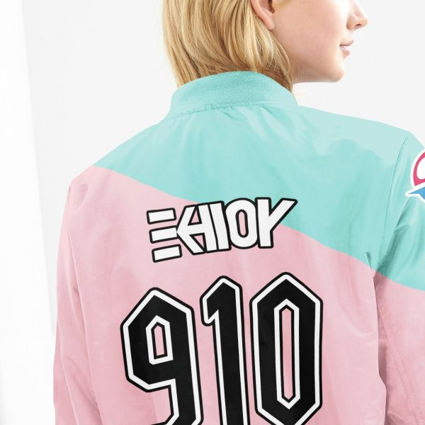 pokemon fairy uniform bomber jacket 793642 - Anime Jacket
