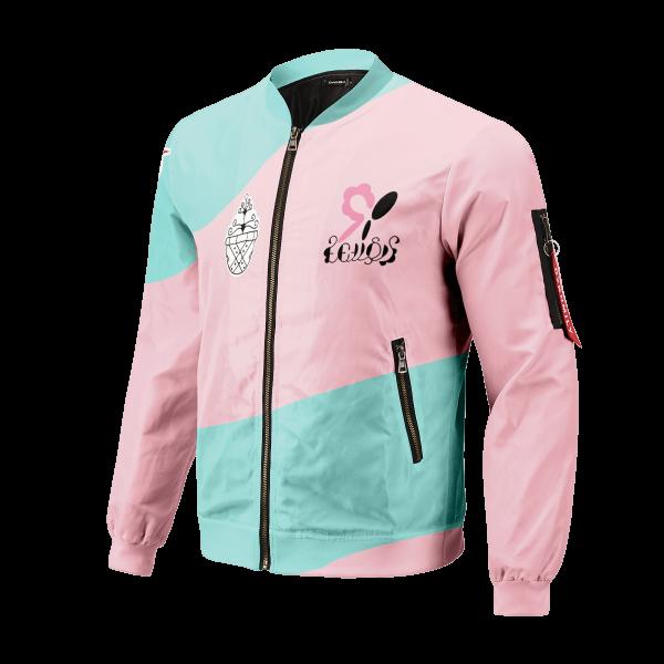 pokemon fairy uniform bomber jacket 806370 - Anime Jacket