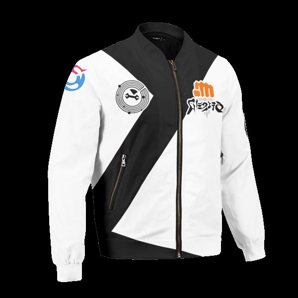 pokemon fighting uniform bomber jacket 324817 - Anime Jacket