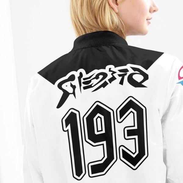 pokemon fighting uniform bomber jacket 362647 - Anime Jacket