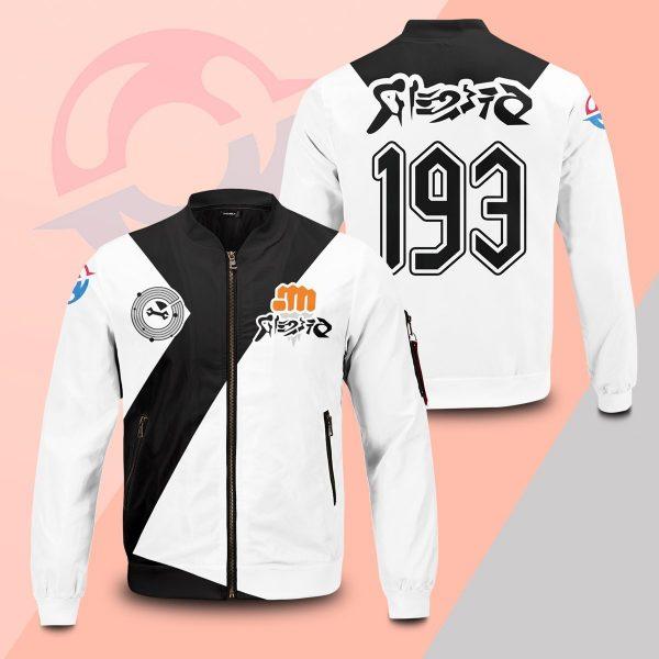 pokemon fighting uniform bomber jacket 523186 - Anime Jacket