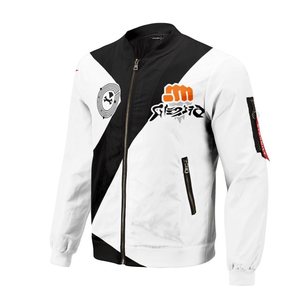 pokemon fighting uniform bomber jacket 612039 - Anime Jacket