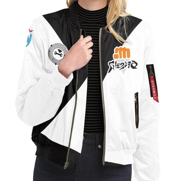 pokemon fighting uniform bomber jacket 690623 - Anime Jacket